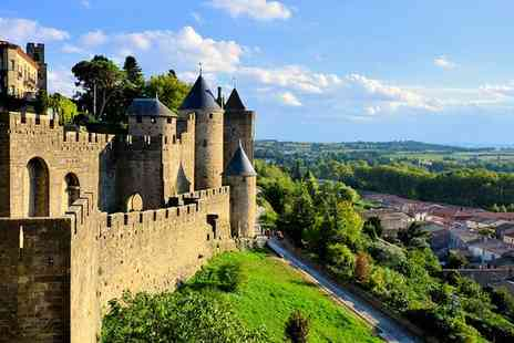 Best Western Hotel Le Donjon - Elegant Retreat near Majestic Medieval Citadel for two - Save 9%