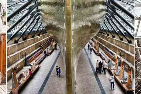 National Maritime Museum - Climb aboard the Cutty Sark, Kids go Free with a paying adult - Save 0%