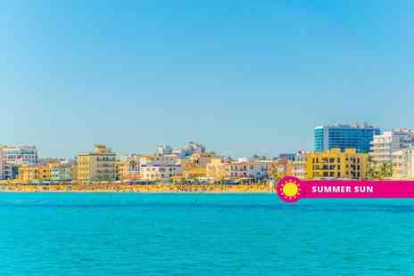 Super Escapes Travel - Three nights all inclusive Mallorca, Spain holiday with return flights - Save 48%