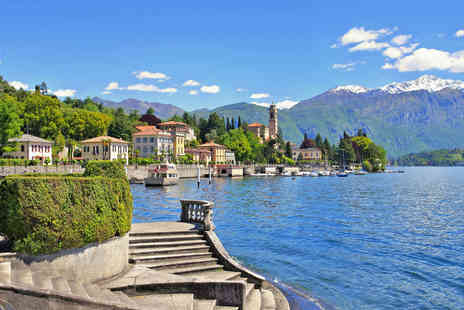Bargain Late Holidays - Two nights all inclusive Lake Como break with return flights - Save 32%