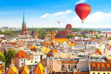Bargain Late Holidays - Two nights Krakow break with return flights - Save 27%