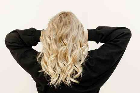 Golaze - Full head balayage highlights with wash, cut, conditioning treatment and blow dry - Save 56%