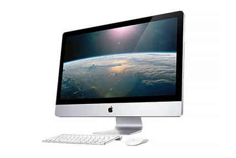 i Redo - Refurbished 21.5 inch Apple iMac with a 4GB of RAM and a 500GB hard drive - Save 36%