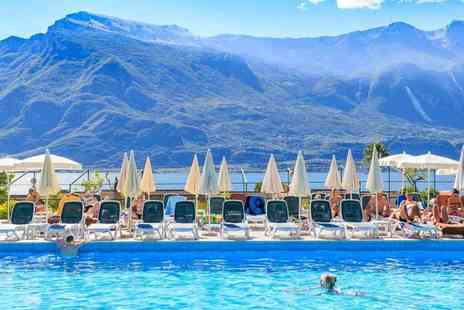 Bargain Late Holidays - Two nights all inclusive Lake Garda holiday with return flights - Save 43%
