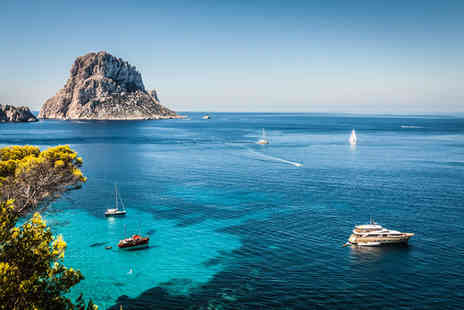 Bargain Late Holidays - Two nights Ibiza island break with breakfast - Save 35%