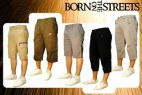 Born on the Streets - Puma, Nike or Trespass Brand Shorts - Save 60%