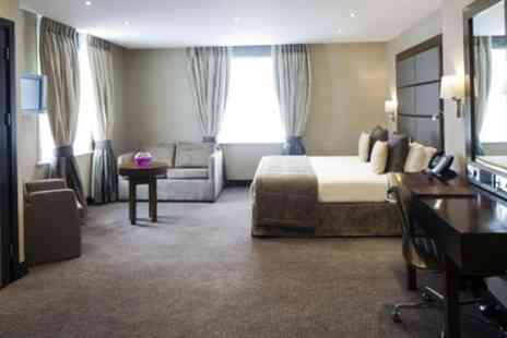 Wellington Hotel by Blue Orchid - Deluxe Double Room for Two with Optional Breakfast - Save 27%