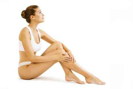 West End Beauty Clinic - Six sessions of IPL laser hair removal on a small area - Save 84%