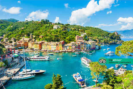 Weekender Breaks - Three nights Portofino, Italy break with flights - Save 33%
