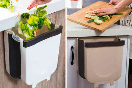 Topgoodchain - Folding kitchen cabinet bin - Save 25%