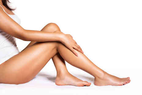 London Body Centre - Four sessions of ICE laser hair removal on a small area - Save 0%