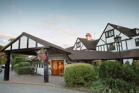 Sketchley Grange Hotel and Spa - Overnight stay for two people in a junior suite with breakfast - Save 34%