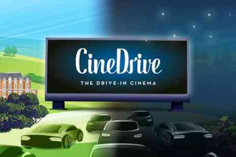 CineDrive - The Drive in Cinema - Save 31%