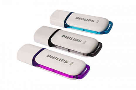 Avant Garde Brands - 16GB Philips 2.0 flash drive USB stick - Save 73%