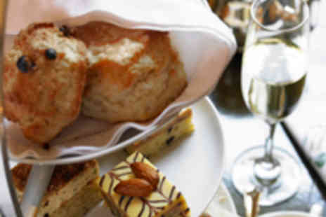 Autograph Bistro - Afternoon Tea for Two with Bucks Fizz - Save 50%