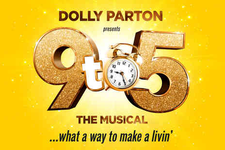 Just Book Sports - A London hotel stay with 9 to 5 The Musical tickets - Save 0%