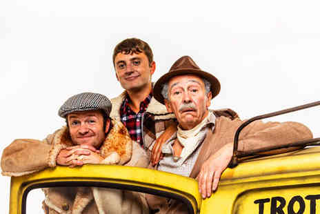 Just Book Sports - A London hotel stay with Only Fools and Horses tickets - Save 0%