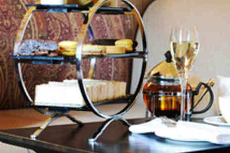 Ardoe House - Champagne Afternoon Tea for Two with Spa Pass - Save 56%