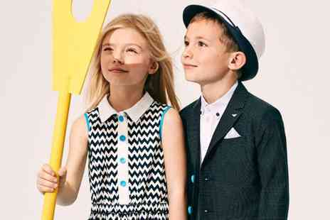 Secret Sales - Armani Junior Shirts, Trousers, Dresses and more - Save 65%
