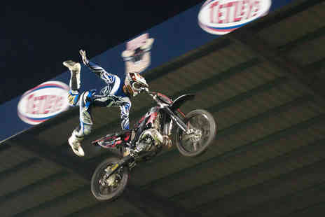 The European Entertainment Corporation - Ticket to Extreme FMX & Friends by The Extreme Stunt Show - Save 0%