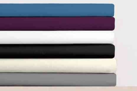 Groupon Goods Global GmbH - Pieridae Easy Care Fitted Sheet or Pillowcases - Save 0%