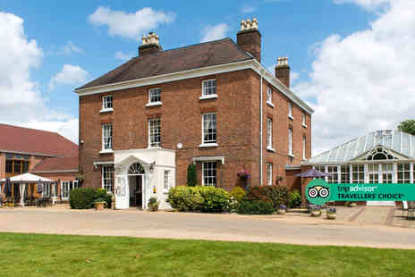 The Hadley Park House Hotel - A Telford, Shropshire hotel stay for two people - Save 46%