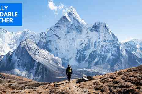 Prime Himalayas - Eight nights trek inc transfers, hotels & guide - Save 0%