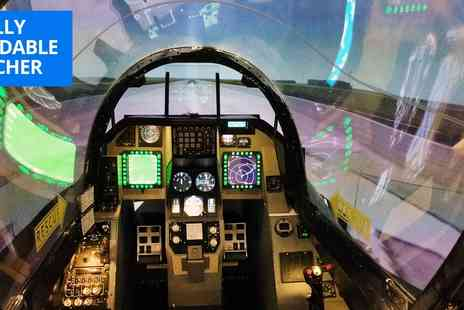 Yorkshire Flight Simulator - 30 minute flight simulator experience - Save 44%