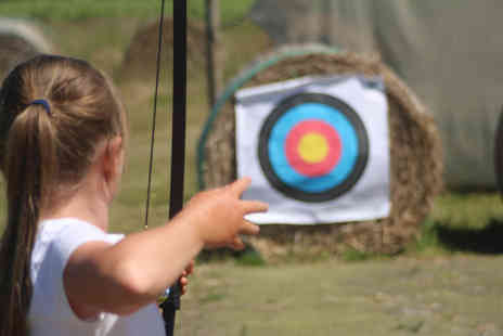 Activity Centre Blyth - One hour archery experience for two people - Save 59%