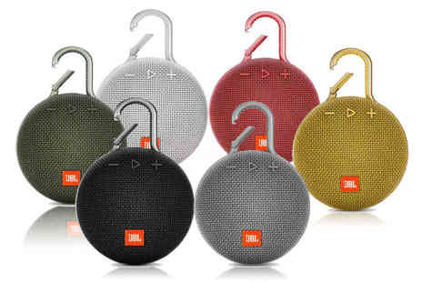 Magic Vision - JBL waterproof carabiner speaker - Save 22%