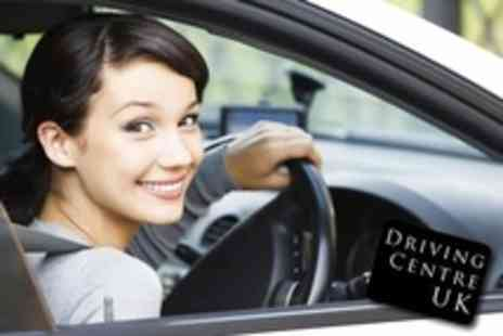 Driving Centre UK - Young Drivers Class - Save 60%