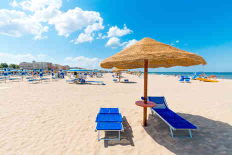Weekender Breaks - A Rimini, Italy hotel stay with breakfast and return flights - Save 22%