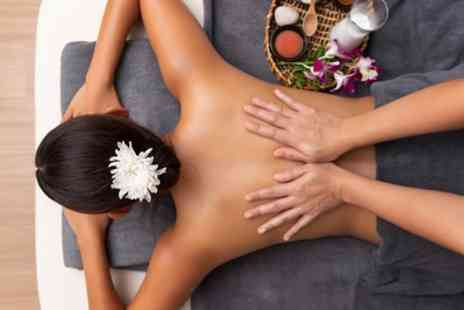 The Dream Dolls Salon - 30 Minute Back, Neck and Shoulders - Save 34%
