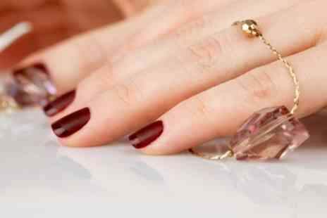 The Dream Dolls Salon - Express or Deluxe Manicure or Pedicure or Both - Save 36%