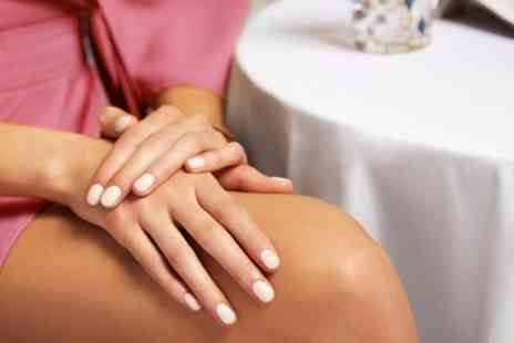The Fitness Club Central - Gel Manicure, Pedicure or Both - Save 37%