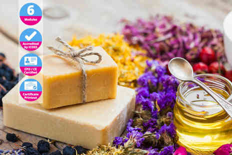 International Open Academy - Handmade soap making CPD certified online course - Save 91%