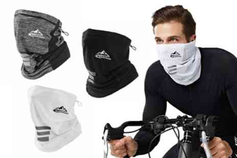 Groupon Goods Global GmbH - One or Two Multifunctional Bicycle Masks - Save 46%