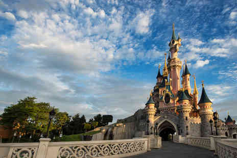 Super Escapes Travel - A Disneyland Paris, France hotel stay with return flights from three airports - Save 20%