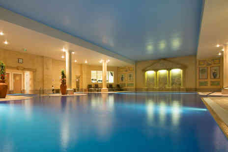Sketchley Grange Hotel & Spa - A luxury Leicestershire hotel stay for two people in a junior suite with breakfast - Save 32%