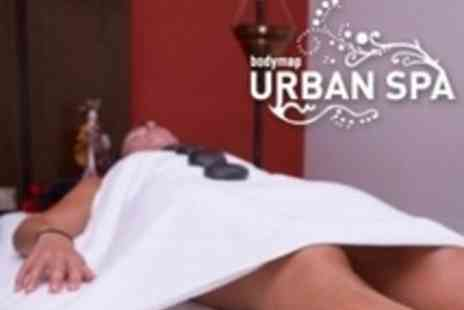 BodyMap Urban Spa - Spa experience with treatment - Save 50%