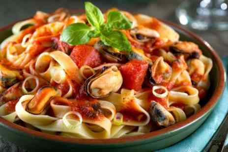 Blades Restaurant - Two Course Italian Meal for Two or Four - Save 38%