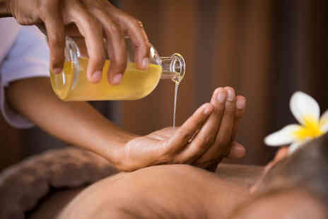 The Cupping Clinic Bolton - Aromatherapy 60 minute full body massage - Save 0%