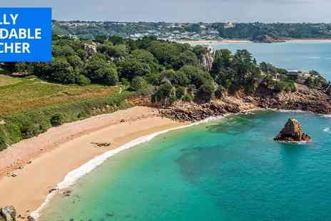 The Club Hotel and Spa in Jersey - Three Nights luxury Jersey break with Michelin star lunch & spa - Save 21%