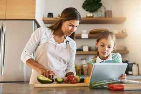 The Smart School of Cookery - Two Months of Online Cooking Classes Access - Save 27%