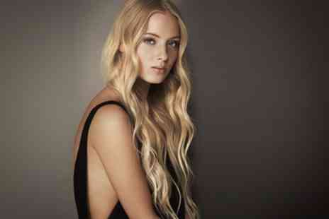 The Makeover Lounge - Half Head of Foils or Full Head of Colour with Cut, Blow Dry - Save 0%