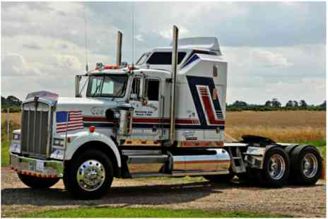 Virgin Experience Days - Introduction to American Big Rig Truck Driving - Save 0%
