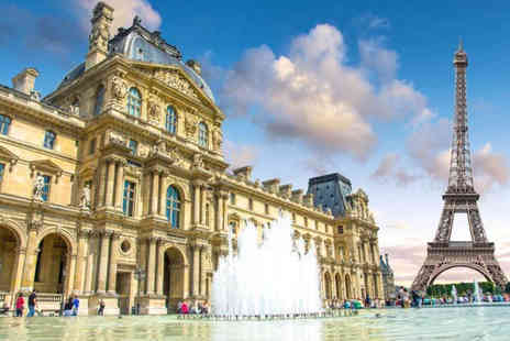 Bargain Late Holidays - A Paris, France hotel stay with return flights - Save 22%