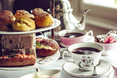 The Marlborough Arms - Afternoon tea with a glass of Prosecco each for two people - Save 0%