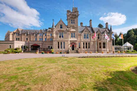 Muthu Newton Hotel - A Nairn stay for two people with breakfast - Save 60%