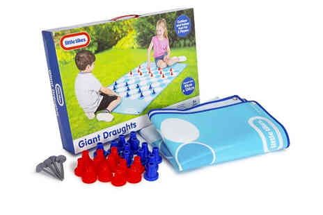 Vivo Mounts - Little Tikes giant draughts game - Save 82%